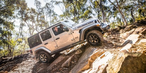 4x4 Driving Tips: Rock climbing