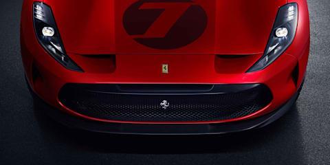 2020 Ferrari Omologata one-off customer special revealed