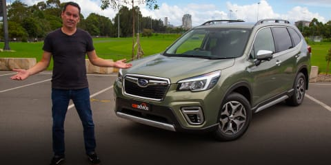 2020 Subaru Forester Hybrid 2.0e-L review