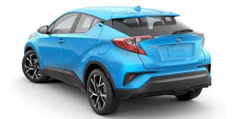 2019 Toyota C-HR gets Apple CarPlay in the USA