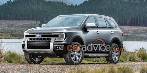 2022 Ford Everest to get V6 turbo diesel power