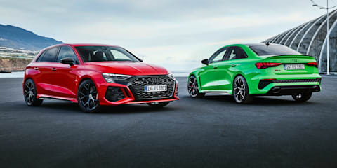 2022 Audi RS3 revealed, due in Australia in the first half of 2022