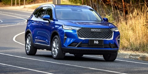 2021 Haval H6: Initial price and spec details announced