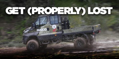 Editor's Pick: 2017 Iveco Daily 4x4 review