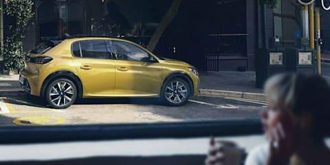 2019 Peugeot 208 revealed