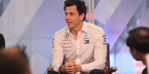 Mercedes F1 boss Toto Wolff invests $15.7 million in Aston Martin