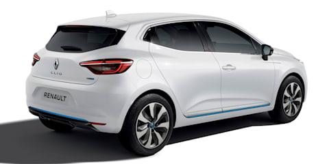 Renault Clio hybrid, Captur PHEV unveiled