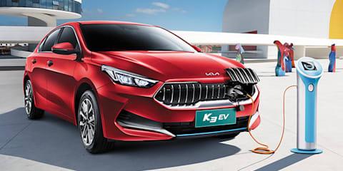 Kia K3 EV:中国的电气Kia Cerato在澳大利亚没有提供