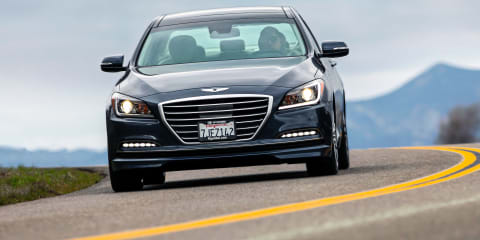 2016 Hyundai Genesis 5.0 V8 Ultimate Review