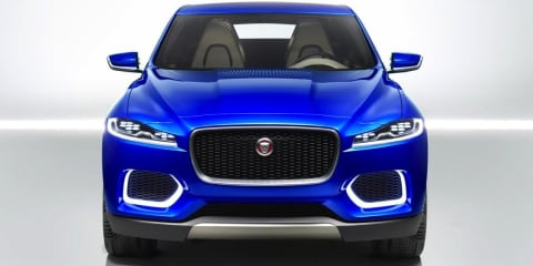 Jaguar C-X17: crossover concept revealed in leaked image