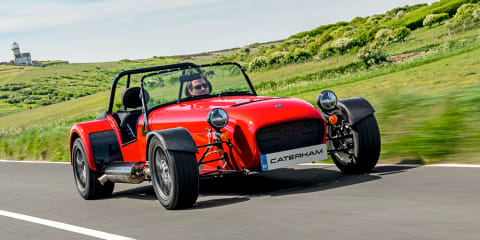 Caterham returns to Australia after emissions-fuelled hiatus
