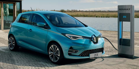 2020 Renault Zoe unveiled, here in 2020