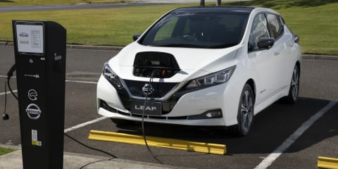Nissan Leaf e-Plus: 60kWh hatch priced to match base Model 3 - report