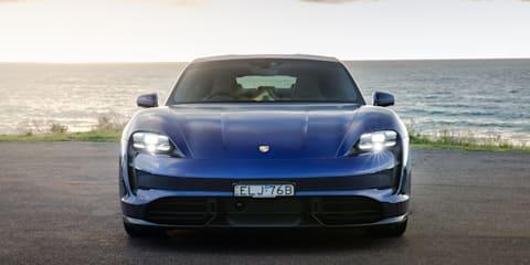 2021 Porsche Taycan deliveries begin in Australia