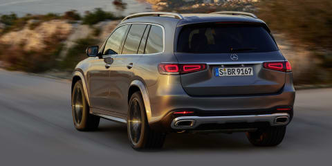 2020 Mercedes-Benz GLS unveiled: Australian launch due this year