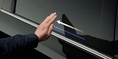 2021 Honda Odyssey revealed with hands-free door