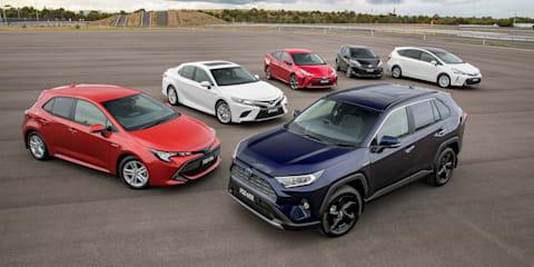 Toyota reaches 100,000 hybrid sales in Australia