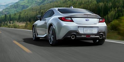 Gallery: 2022 Subaru BRZ