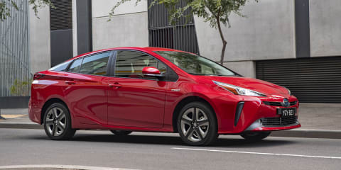 2019 Toyota Prius pricing and specs