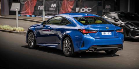 2021 Lexus RC350 Luxury review