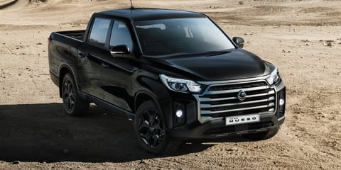 2021 SsangYong Musso price and specs: Facelifted ute gains new look, $1000 price rise