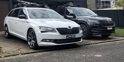 2018 Skoda Superb 206TSI Sportline review