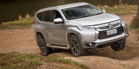 2016 Mitsubishi Pajero Sport Exceed quick look review
