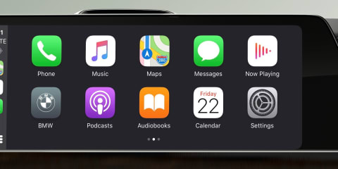 BMW Apple CarPlay subscription axed, Android Auto still coming