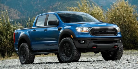 Ford Ranger gets the Roush Performance treatment