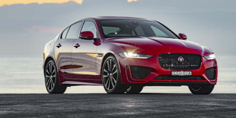 2020 Jaguar XE R-Dynamic SE review
