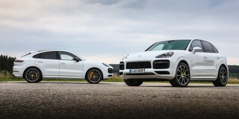 2019 Porsche Cayenne Turbo S E-Hybrid: walkaround, road and Autobahn review