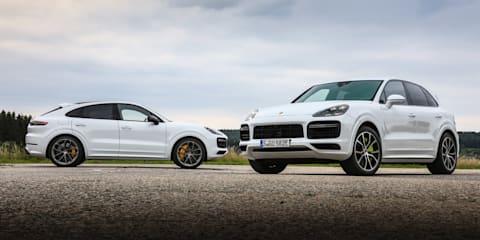 2019 Porsche Cayenne Turbo S E-Hybrid: walkaround, road and Autobahn review