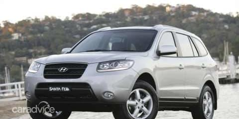 2006-2009 Hyundai Santa Fe recalled due to fire hazard