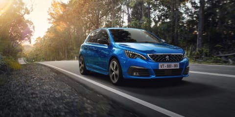 2020 Peugeot 308 prices increase, digital instrument screen due in 2021