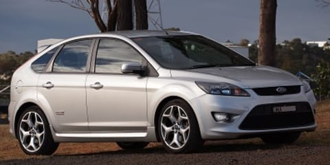 2010 Ford Focus XR5 Turbo review
