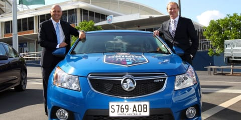 Holden signs multi-million-dollar sponsorship deal with the NRL