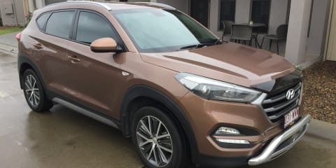 2016 Hyundai Tucson Active X (FWD) review