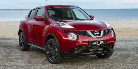2019 Nissan Juke pricing and specs