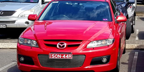 2006 Mazda 6 MPS review