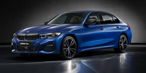 BMW 3 Series 'Li' headed to China in mid-2019