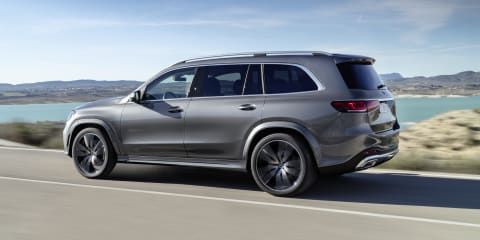 2020 Mercedes-Benz GLS pricing and specs