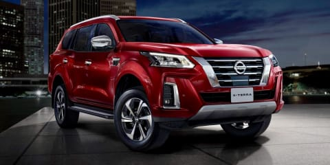 2021 Nissan X-Terra: Navara-based SUV unveiled for overseas markets