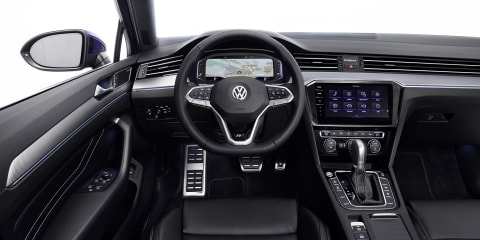 Volkswagen Passat: MIB3 infotainment detailed