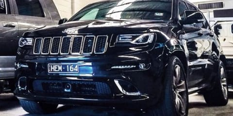 Jeep Grand Cherokee SRT Video Review