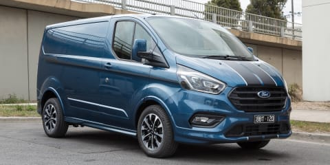 2020 Ford Transit Custom 320S Sport review