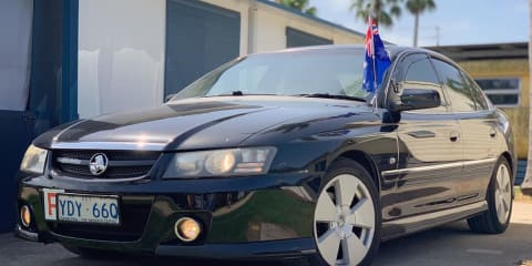 2005 Holden Calais Review