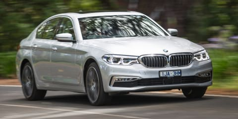 2017 BMW 5 Series review