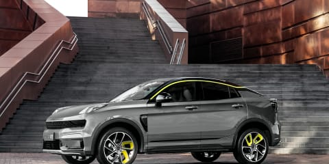 Lynk & Co 05 revealed