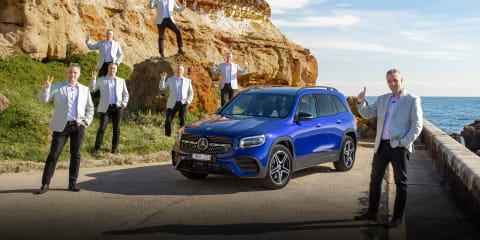 Video: 2020 Mercedes-Benz GLB review