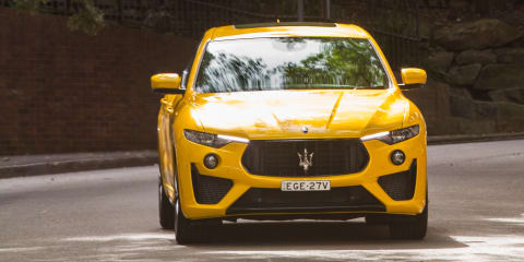 2020 Maserati Levante Trofeo Launch Edition review